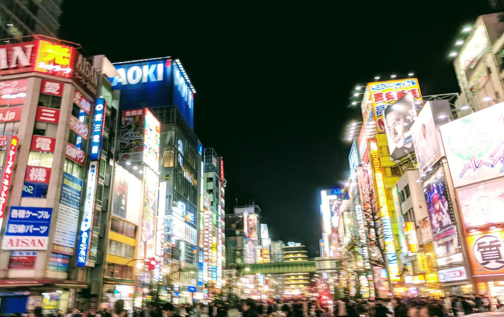 Bunt Schrill Tokyo