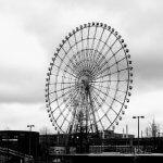Odaiba Riesenrad Tokyo