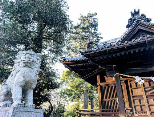 Tempel Hamamatsu