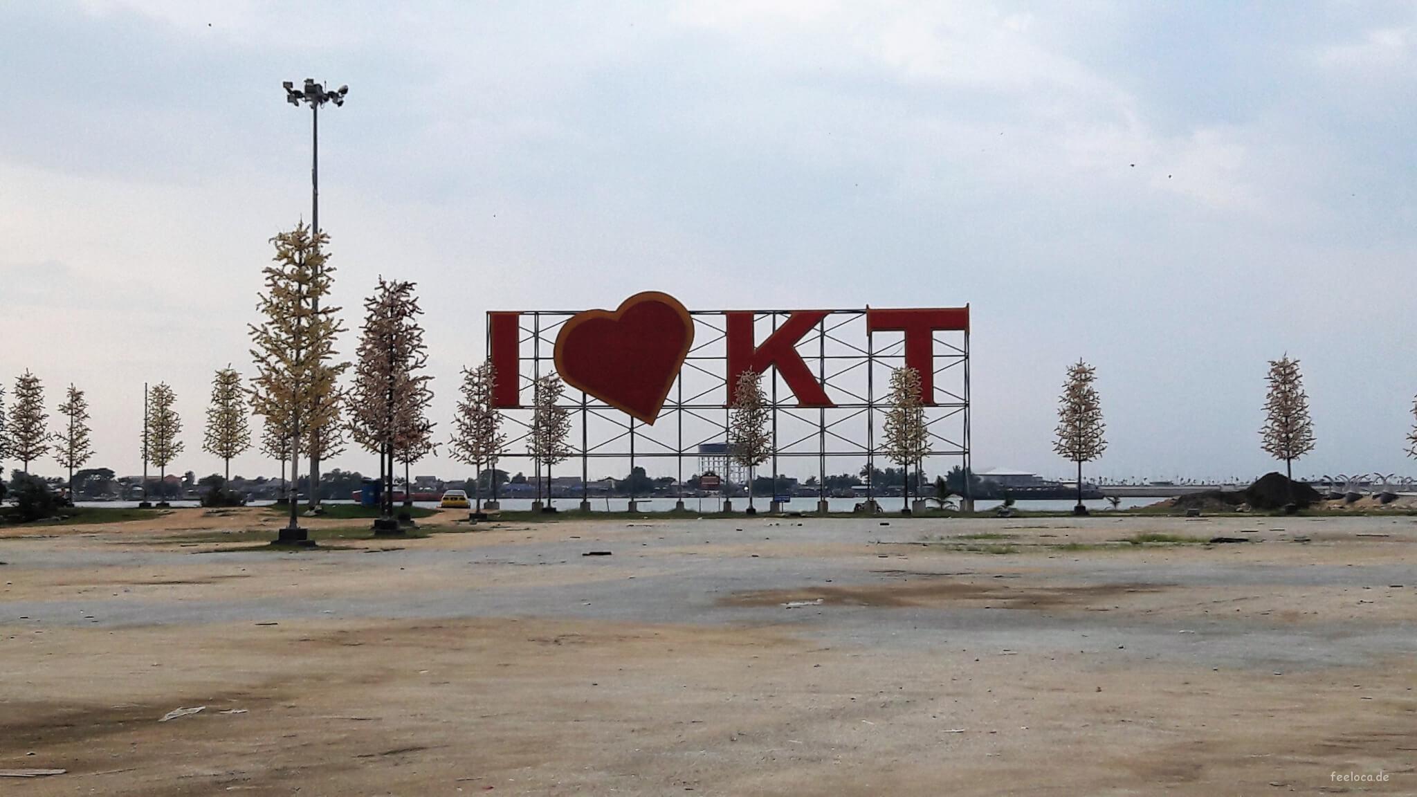 I Love Kuala Terengganu