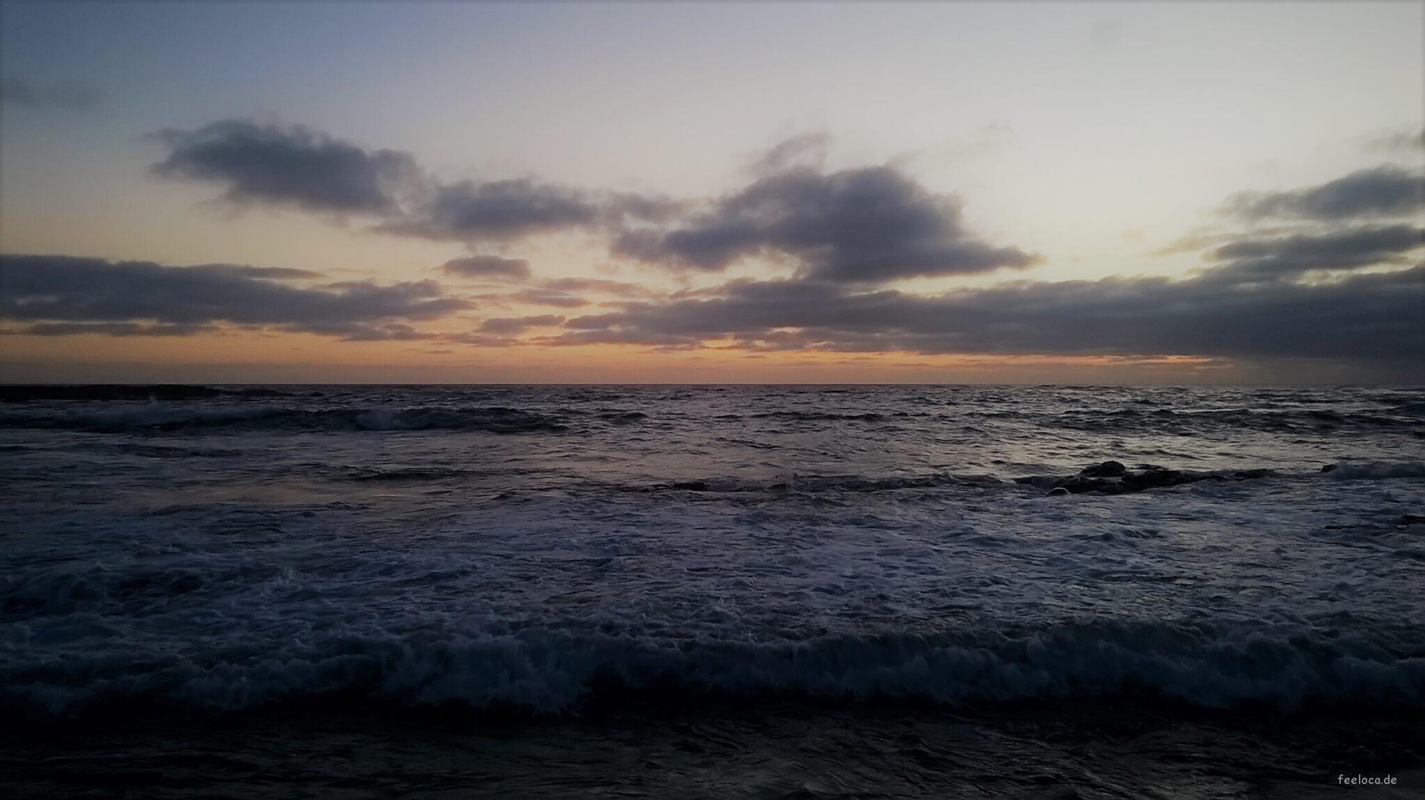 Sunset Kilkunda Beach