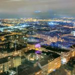 Prager Fernsehturm Aussicht
