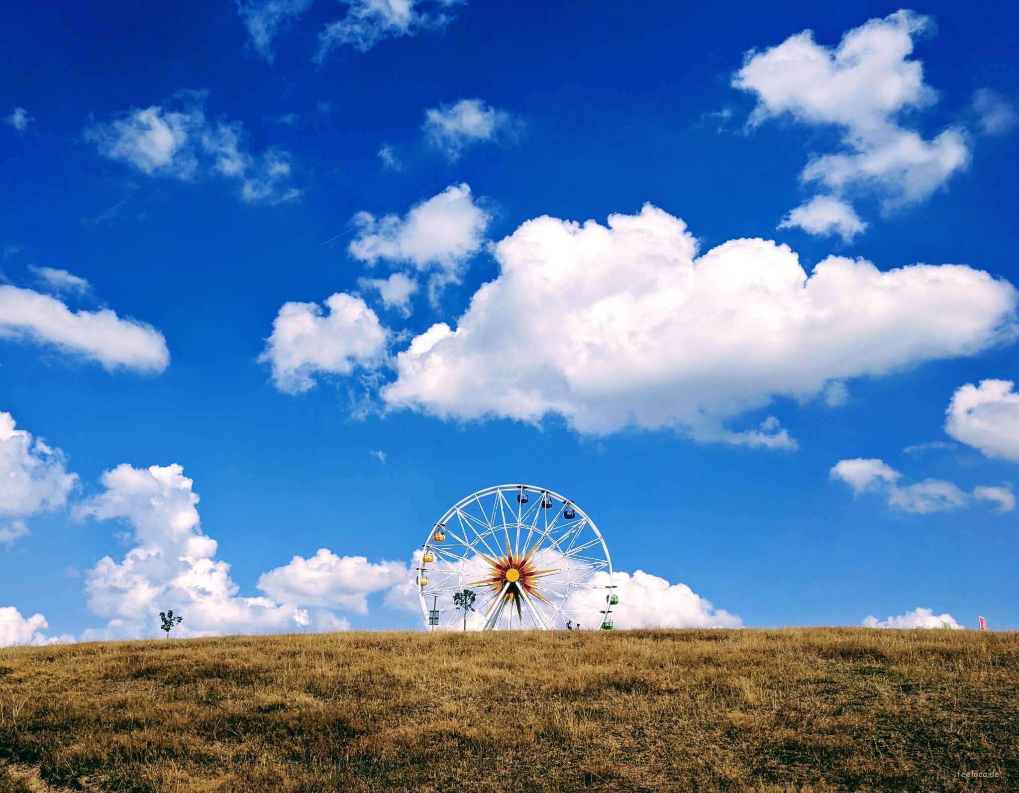 Riesenrad Sonnenlandpark