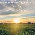 Sun(ny)day
